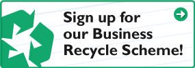 Sign up for our business recycling scheme